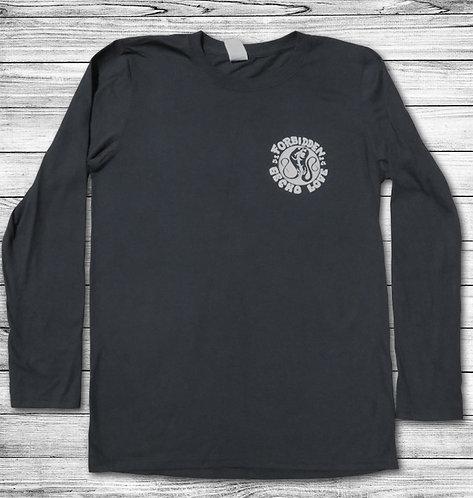 Men's Long Sleeve T-shirt (Black)