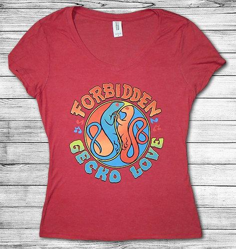Women's T-shirt (Red)