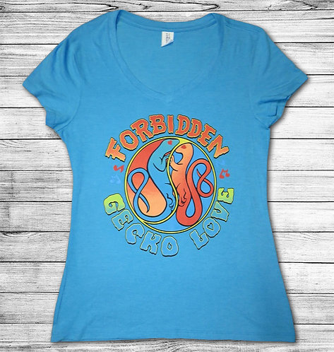 Women's T-shirt (Light Blue)