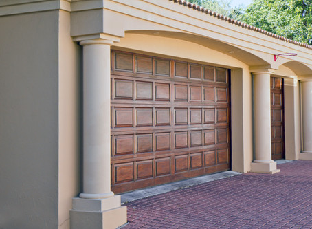 Garage Door Safety for Pets