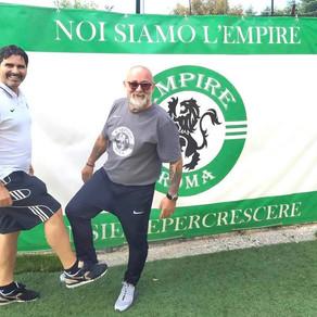 Roberto Ridolfi nuovo DS biancoverde