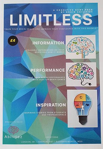Cognitive Games Booklet
