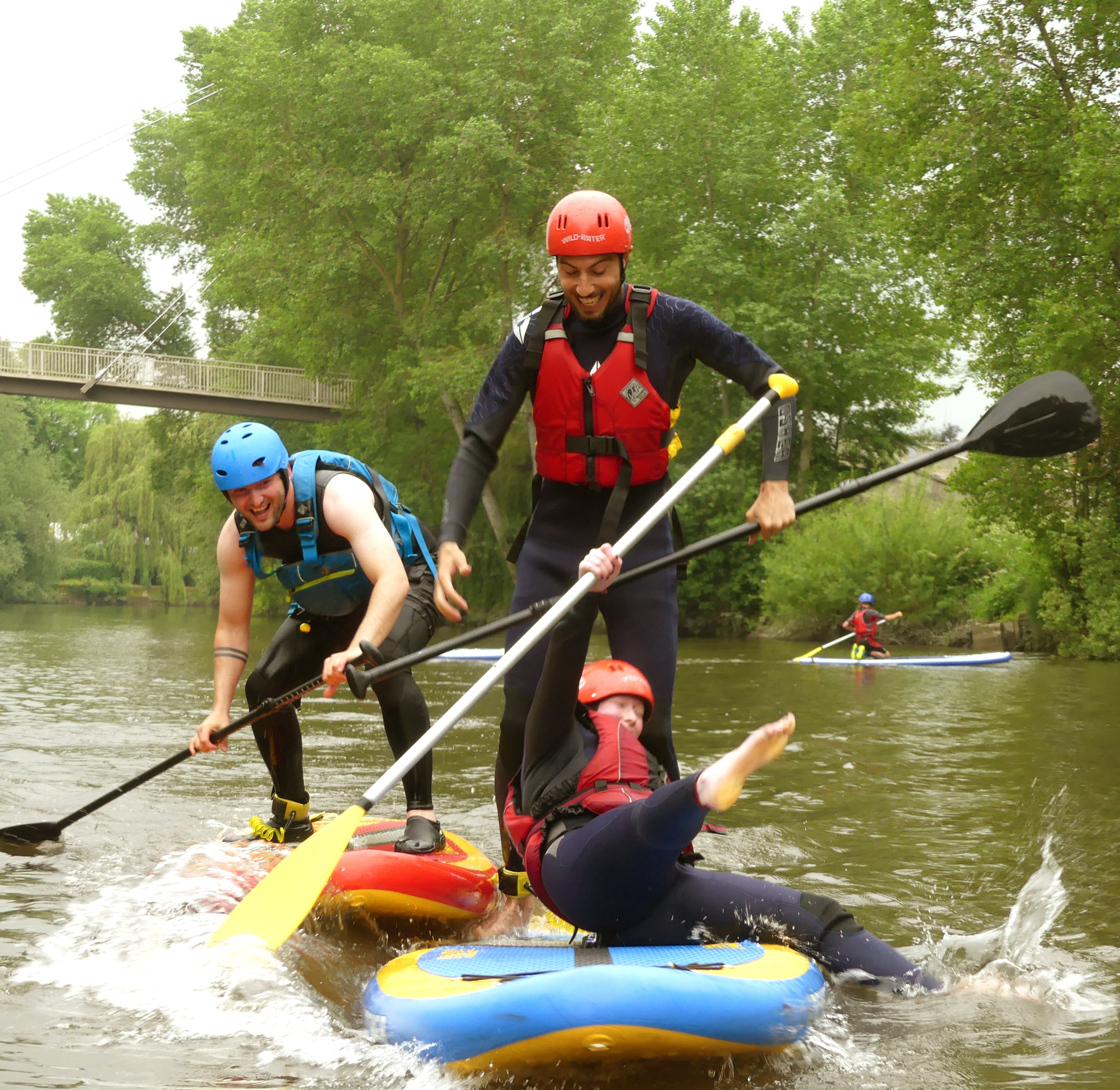 Paddleboard Hire, Guiding And Lesson In Shropshire