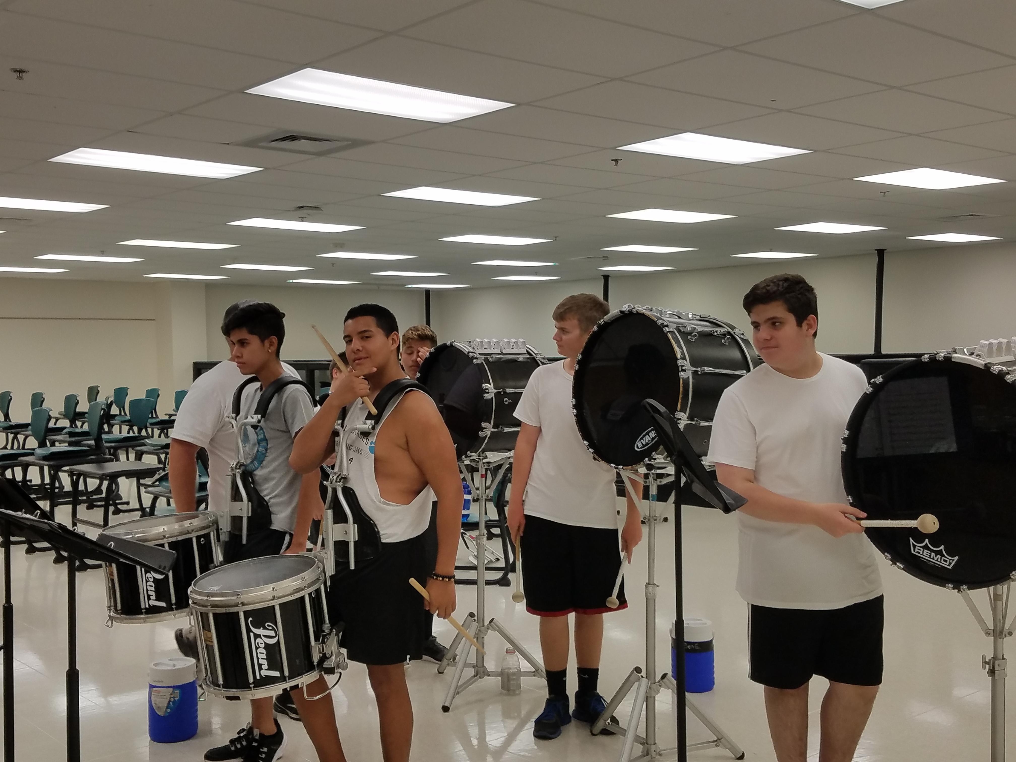 Band Camp 2017