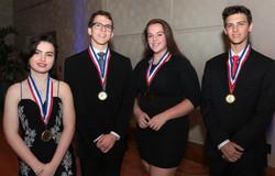 'Arts for the Future Scholarship' Winner