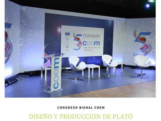 Nueva Edición del Congreso Bienal de COEM