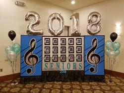 Senior Wall Banquet 2018