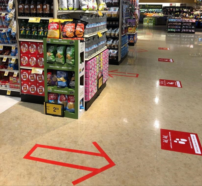 The new reality for stores. Anti-covid reforms