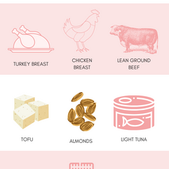 15 High Protein Foods for Weight Loss