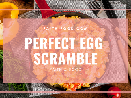 Perfect Egg Scramble