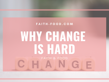 Why Change is Hard