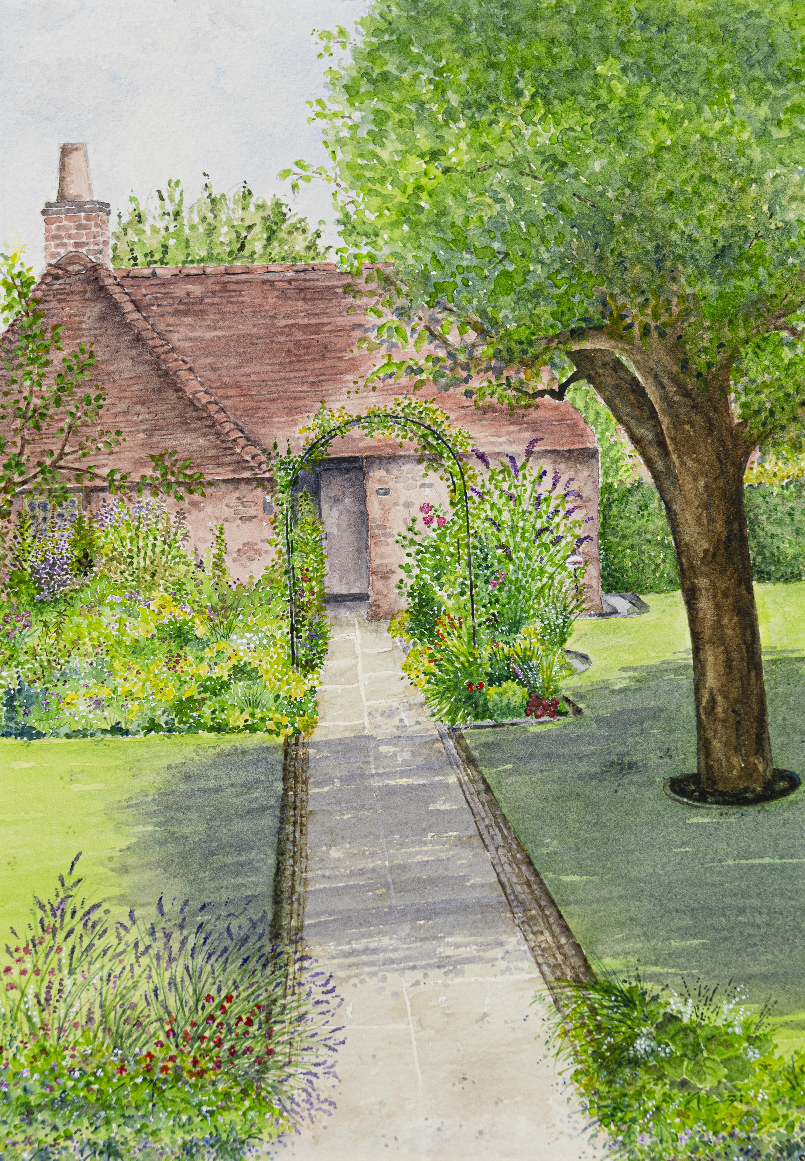 The Almshouses Garden 1