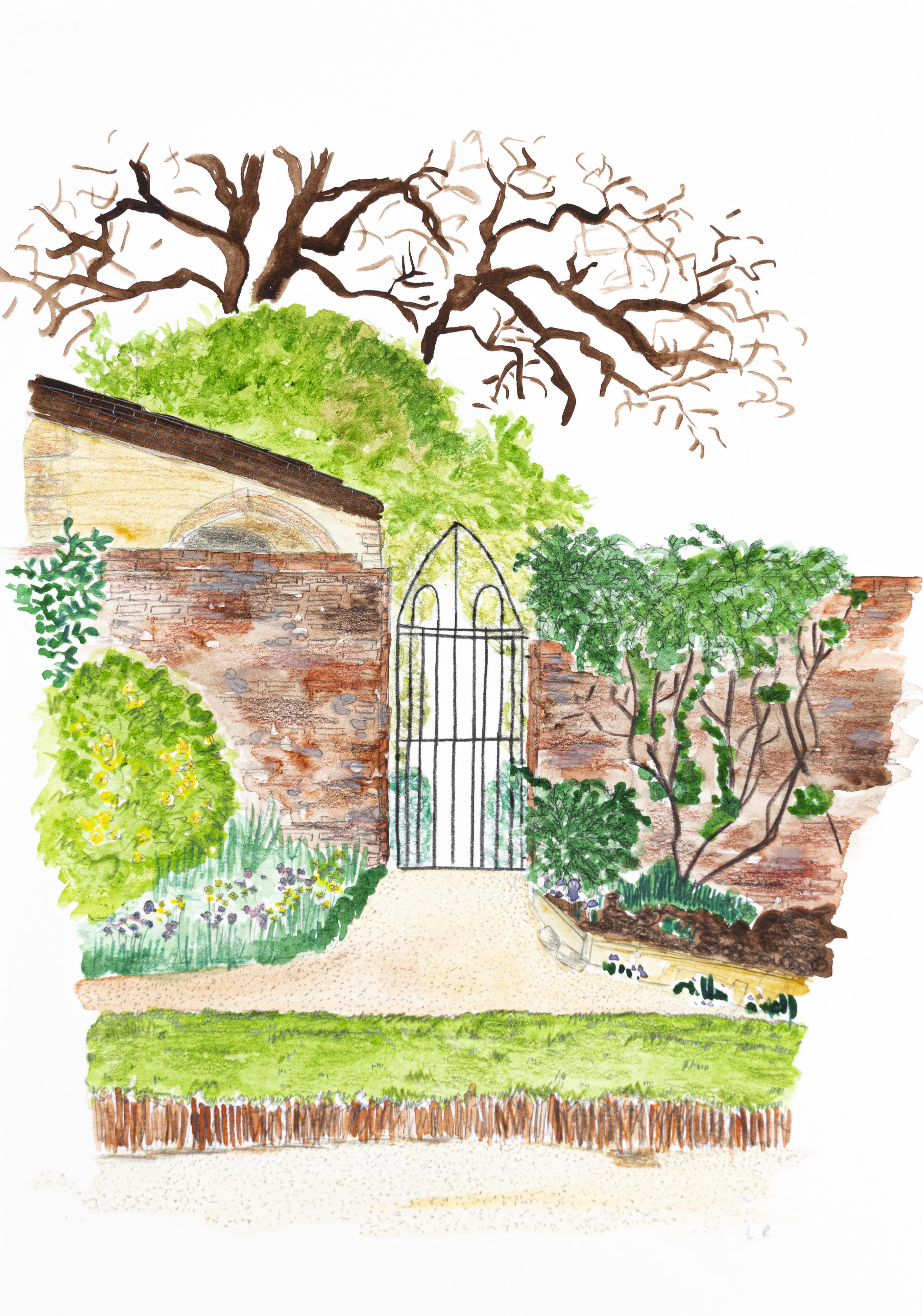 Leaden Hall Garden