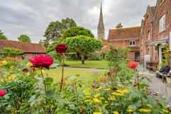College of Matrons Garden