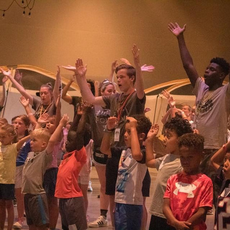 Barefoot at Fellowship - Day One