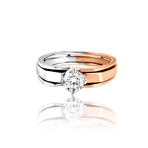 Ideal Lifelong Solitaire Ring