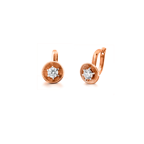 Elegance Defined Diamond Earrings