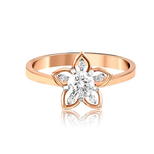 Delicate Petals Ring