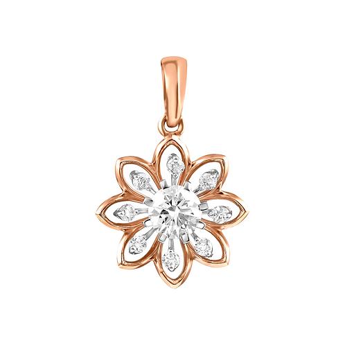 Delicate Petals Pendant