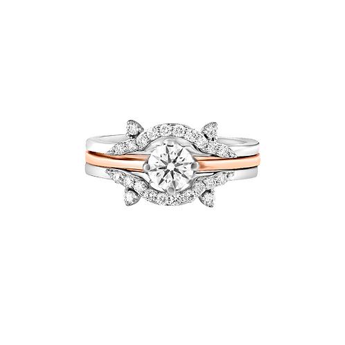 Adorable Secret Garden Ring