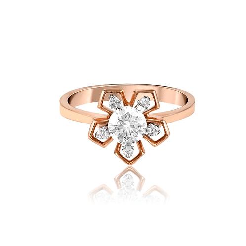 Eternal Fuscia Ring