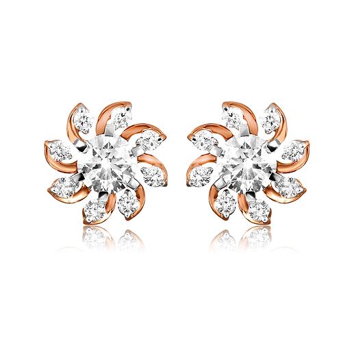 Cosmic Twirl Earrings