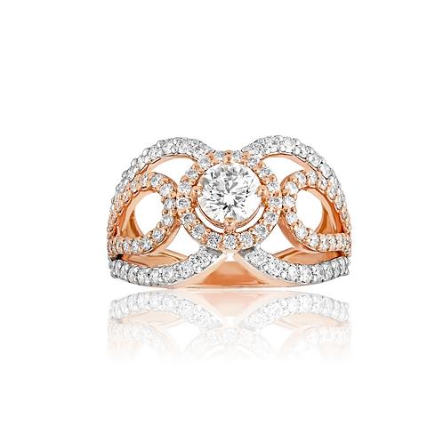 Golden Gypsy Ring