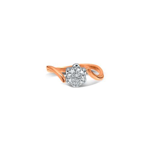 Botanical Stone Ring