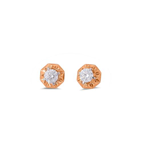 Glitz Cluster Stud Earrings