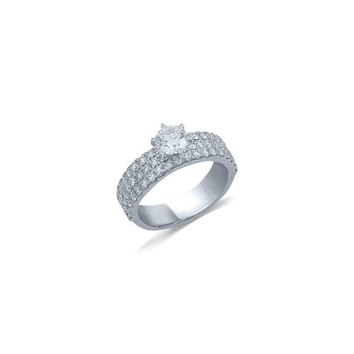 Stunning Cinderella Ring