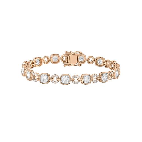 Remix Strings Diamond Bracelet