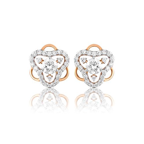 Delightful Trinity Earrings