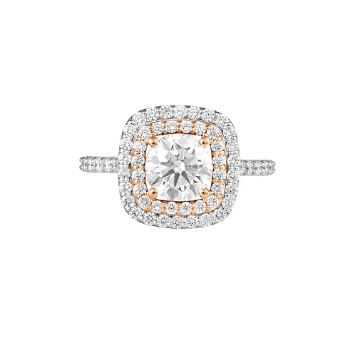 Classic Contemporary Diamond Ring