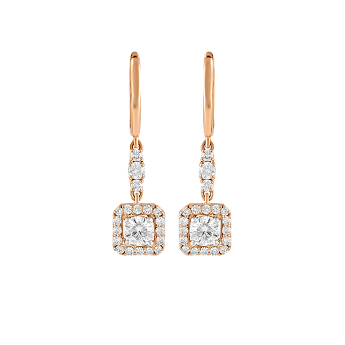 Passion Chandler Drop Earrings