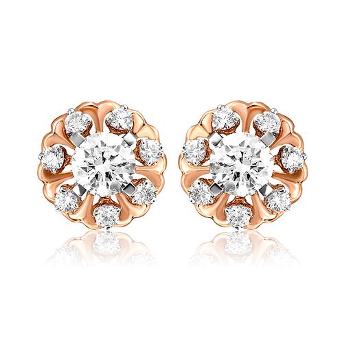 Aztec Marigold Earrings