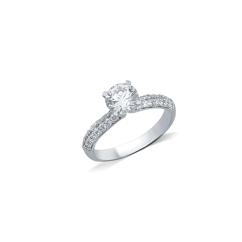 Attractive Radiance Ring