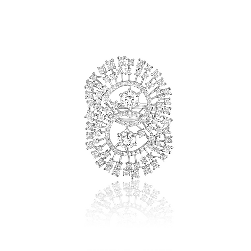 Celestial Nova Ring