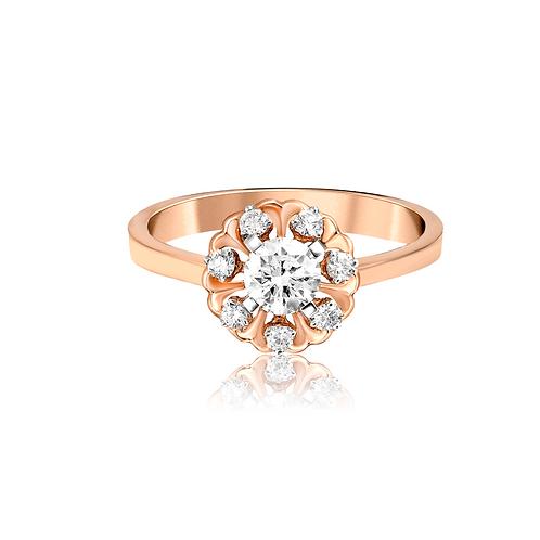 Aztec Marigold Ring