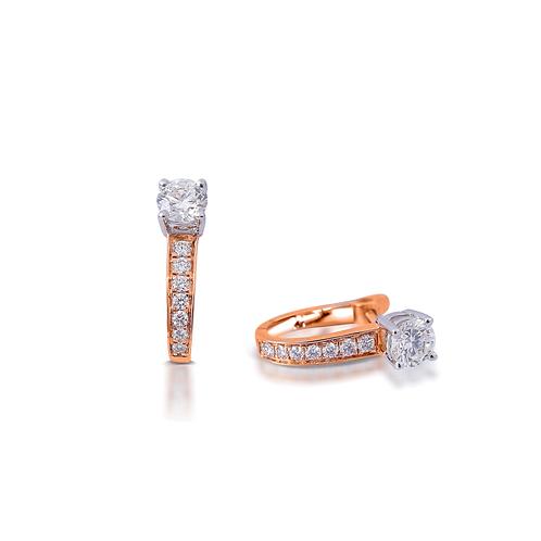 Captivating Diamond Earrings
