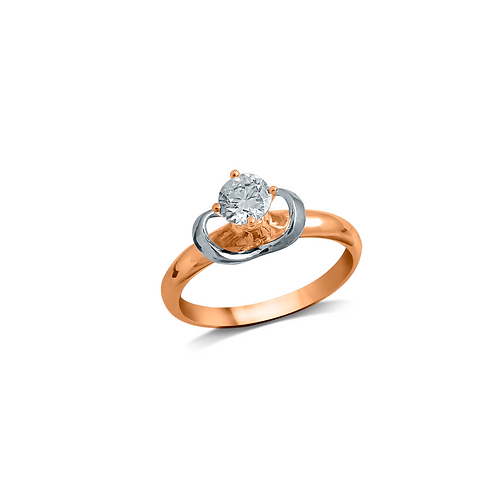Rosy Bud Ring