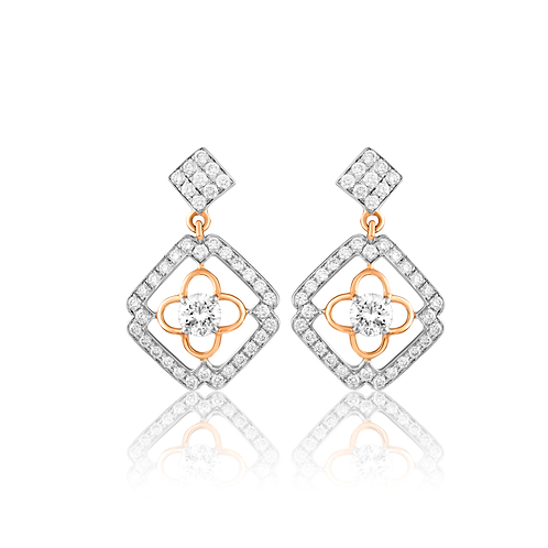 Exquisite Concentric Earrings