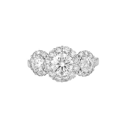 Troika Cluster Ring
