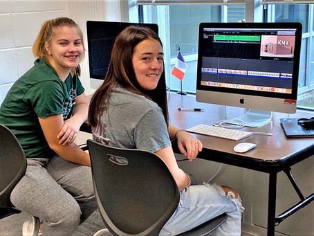 Innovative Marketing Class Contributes Video
