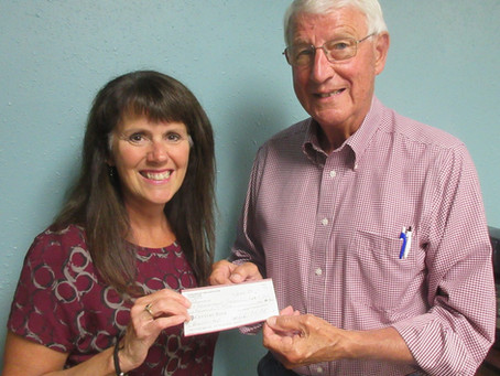 Second Annual Gee Scholarship Awarded