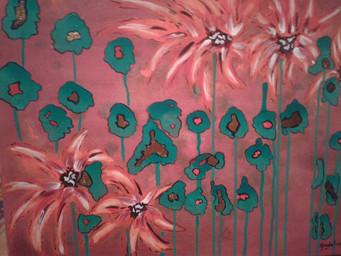 Magdalina, Abstract Flowers.jpg