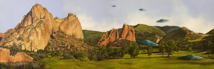 gog flying saucers