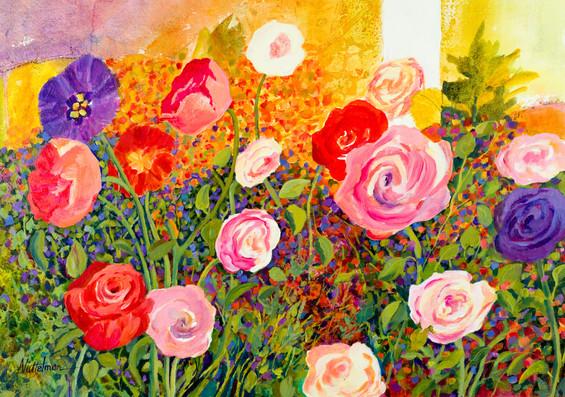 Nancy Nuttleman - painting