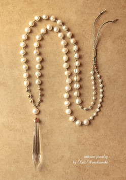 braided pearls