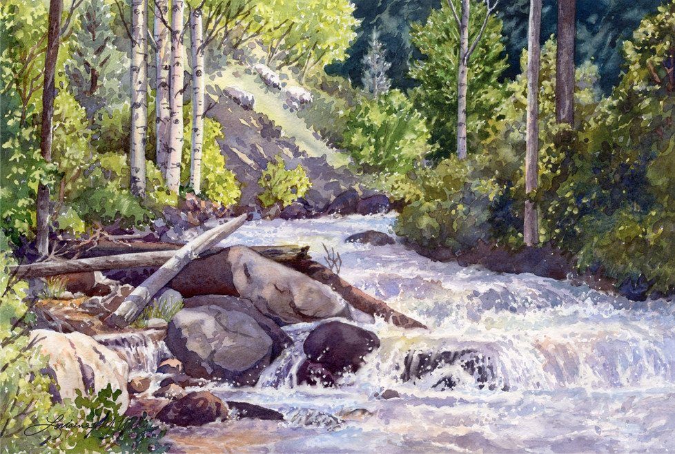 Grizzly Creek Spring