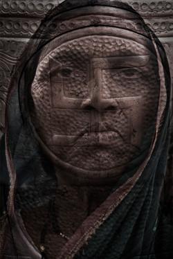 La cara antigua de India